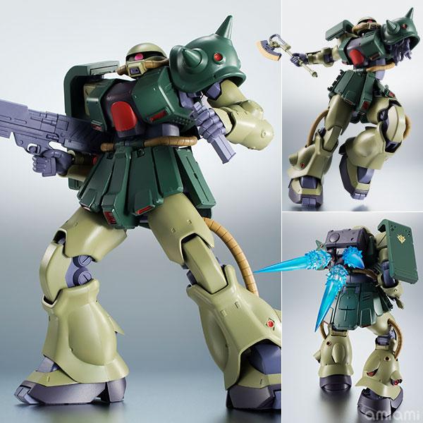 ROBOT魂 〈SIDE MS〉 MS-06FZ ザクII改 ver. A.N.I.M.E. 『機動戦士ガンダム0080 ポケットの中の戦争』[バンダイ]《発売済・在庫品》