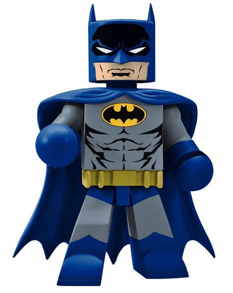 ビニメイツ/ DCコミックス: バットマン[アートアサイラム]《在庫切れ》