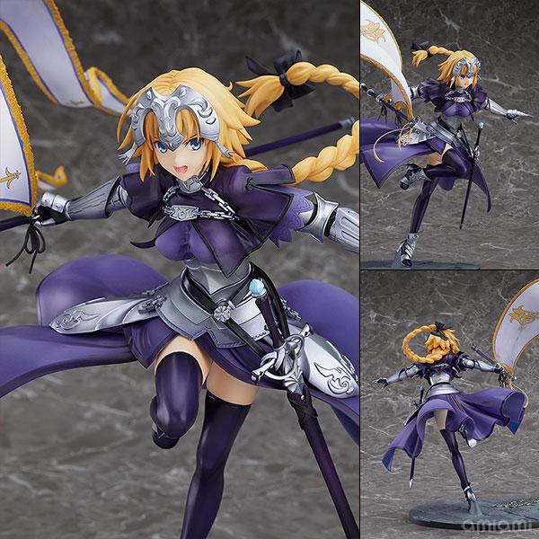 Fate/Grand Order ルーラー/ジャンヌ・ダルク 1/7 完成品フィギュア[グッドスマイルカンパニー]【送料無料】《発売済・在庫品》