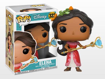 ポップ! 『ディズニー』「アバローのプリンセス エレナ」エレナ(光の杖付き版)[ファンコ]《在庫切れ》