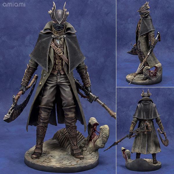Bloodborne The Old Hunters/ 狩人 1/6 スケール スタチュー[Gecco]【送料無料】《在庫切れ》