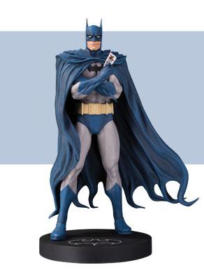 『DCコミックス』 DC ミニスタチュー 「デザイナーシリーズ」バットマン By ブライアン・ボランド[DCコレクティブル]《09月仮予約》