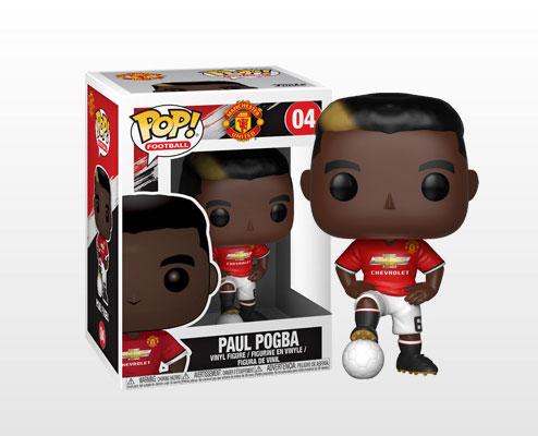 ポップ! 『フットボール』「プレミアリーグ」ポール・ポグバ(マンチェスター・ユナイテッドFC)[ファンコ]《在庫切れ》