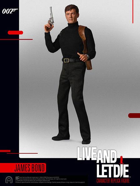 『007』「死ぬのは奴らだ」1/6 ビッグチーフ・シックス・スケール ジェームズ・ボンド