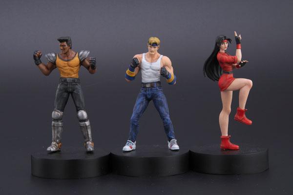 ビデオゲームヒーローズ 1/20SCALE ベア・ナックル 3体セット レジンキャスト製組立キット[RCベルグ]【送料無料】《在庫切れ》