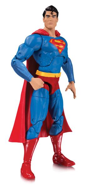 『DCコミックス』6インチ DC アクションフィギュア 「エッセンシャルズ」スーパーマン