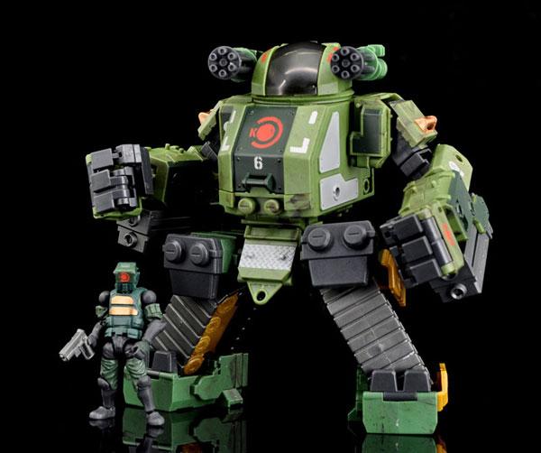 K6 Jungle Stronghold ST2k set 可動フィギュア