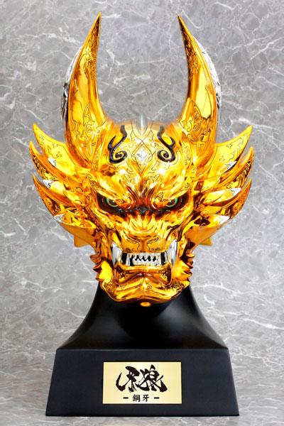 牙狼〈GARO〉プロップシリーズ 1/1 黄金騎士ガロ -鋼牙- ヘッドモデル[アートストーム]【同梱不可】【送料無料】《在庫切れ》