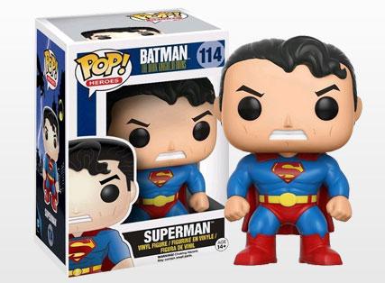 ポップ! 『バットマン:ダークナイト・リターンズ』スーパーマン