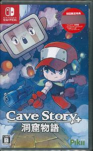【特典】Nintendo Switch Cave Story+[Pikii]【送料無料】《在庫切れ》