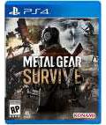 PS4 北米版 Metal Gear Survive[コナミ]《在庫切れ》