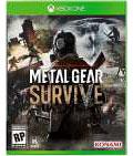 Xbox One 北米版 Metal Gear Survive[コナミ]《在庫切れ》