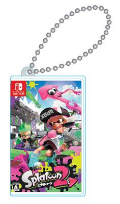 Nintendo Switch専用カードポケットmini スプラトゥーン2[マックスゲームズ]《在庫切れ》