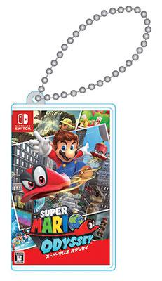 Nintendo Switch専用カードポケットmini スーパーマリオオデッセイ[マックスゲームズ]《在庫切れ》