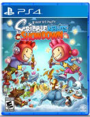 PS4 北米版 Scribblenauts Showdown[Warner Home Video Games]《在庫切れ》