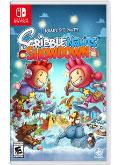 Nintendo Switch 北米版 Scribblenauts Showdown[Warner Home Video Games]《在庫切れ》