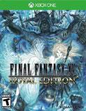 Xbox One 北米版 Final Fantasy XV Royal Edition[スクウェア・エニックス]《在庫切れ》