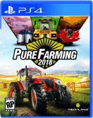 PS4 北米版 Pure Farming 2018[Techland Publishing]《在庫切れ》