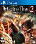 PS4 北米版 Attack on Titan 2[コーエーテクモゲームス]《在庫切れ》