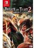 Nintendo Switch 北米版 Attack on Titan 2[コーエーテクモゲームス]《在庫切れ》