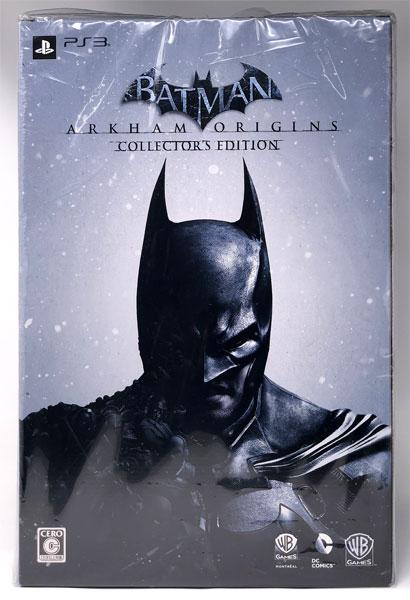 PS3 バットマン:アーカム・ビギンズ コレクターズ・エディション(Amazon.co.jp限定)