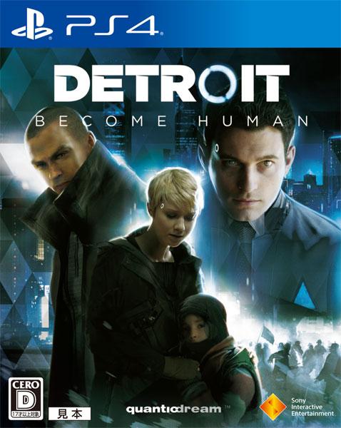 【特典】PS4 Detroit: Become Human 通常版[SIE]《在庫切れ》