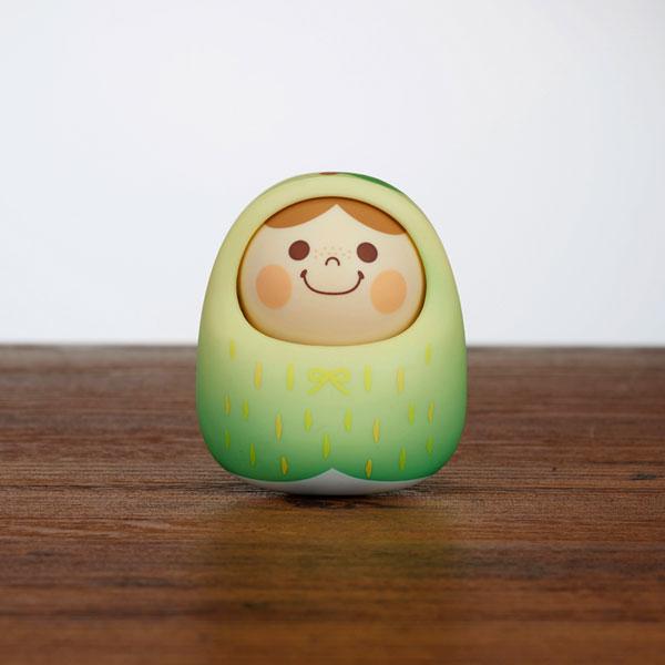 うなずきん Green apple[バンダイ]《発売済・在庫品》