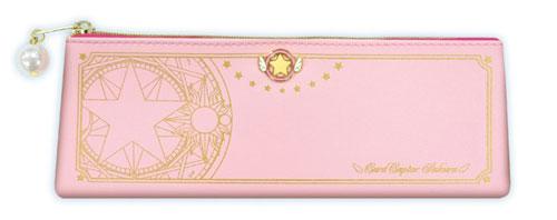 カードキャプターさくら クリアカード編 ペンケースC(星の鍵)[POMMOP]《発売済・在庫品》