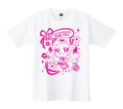 HUGっと!プリキュア プリポップ♪Tシャツ Lサイズ キュアエール[Brujula]《在庫切れ》