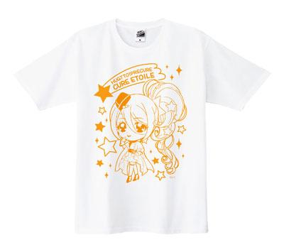 HUGっと!プリキュア プリポップ♪Tシャツ Mサイズ キュアエトワール[Brujula]《在庫切れ》