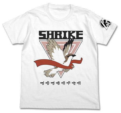 機動戦士Vガンダム シュラク隊エンブレム Tシャツ/WHITE-L(再販)[コスパ]《09月予約》