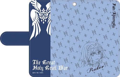 「Fate/Apocrypha」 手帳型スマートフォンケース ルーラー[ムービック]《在庫切れ》