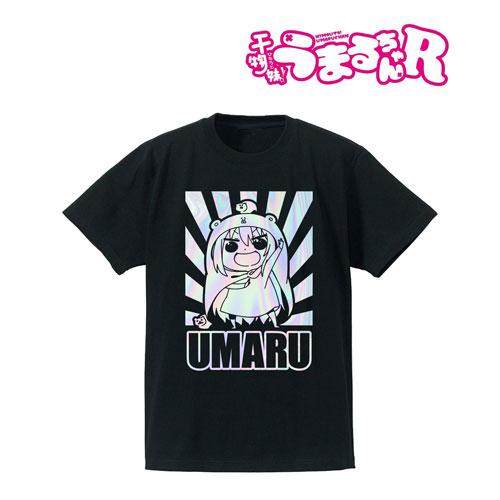 干物妹!うまるちゃんR ホログラムTシャツ/メンズ(サイズ/M)[アルマビアンカ]《在庫切れ》