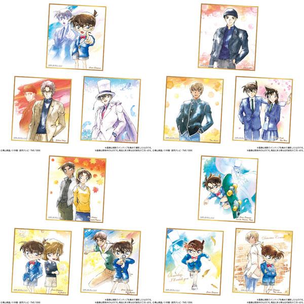 名探偵コナン色紙ART 10個入りBOX (食玩)[バンダイ]《在庫切れ》