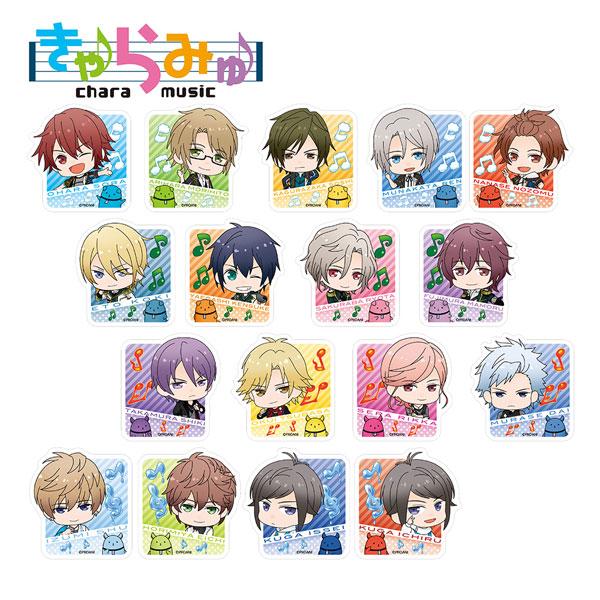 TSUKIPRO THE ANIMATION きゃらみゅ トレーディングアクリルバッジ 17個入りBOX[PROOF]《在庫切れ》