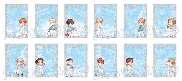 ヘタリア The World Twinkle ポストカードコレクション 10個入りBOX[フロンティアワークス]《在庫切れ》