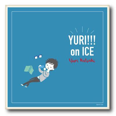「ユーリ!!! on ICE」クッションカバー A[プレイフルマインドカンパニー]《在庫切れ》