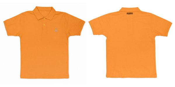 ラブライブ!サンシャイン!! 高海千歌 刺繍ポロシャツ/ORANGE-M(再販)[コスパ]《08月予約》
