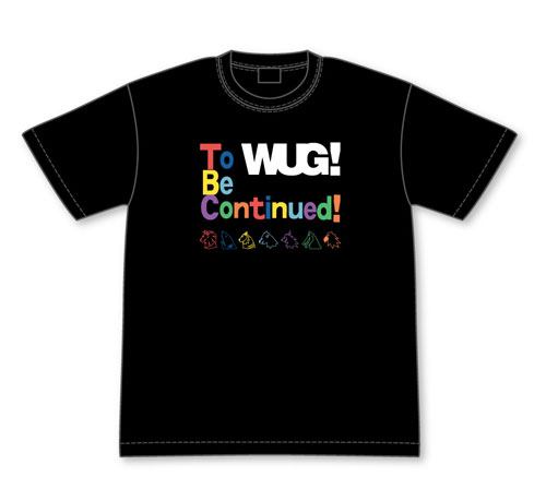 Wake Up, Girls!新章 WUG! To Be Continued!Tシャツ M[グルーヴガレージ]《在庫切れ》