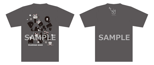 ペルソナ5 Picaresque Mouse Tシャツ Sサイズ[エンターブレイン]《在庫切れ》