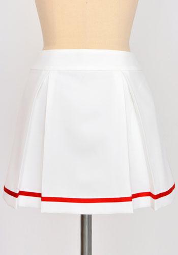 カードキャプターさくら クリアカード編 友枝中学校女子制服 スカート-Ladies XXL(再販)[コスパ]【送料無料】《在庫切れ》