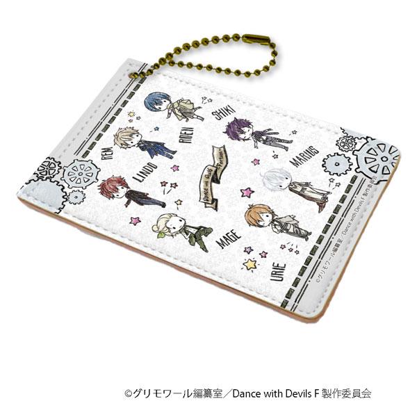 キャラパス「Dance with Devils-Fortuna-」01/ちりばめデザイン(グラフアートデザイン)[A3]《発売済・在庫品》