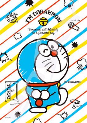 ジグソーパズル ドラえもん I'm Doraemon ~ドラえもん~ 108ピース (108-711)[エンスカイ]《取り寄せ※暫定》