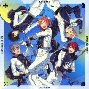 CD あんさんぶるスターズ! ユニットソングCD 3rd vol.02 Knights[フロンティアワークス]《在庫切れ》