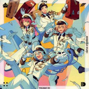 CD あんさんぶるスターズ! ユニットソングCD 3rd vol.03 fine[フロンティアワークス]《在庫切れ》