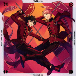 CD あんさんぶるスターズ! ユニットソングCD 3rd vol.04 Valkyrie[フロンティアワークス]《在庫切れ》