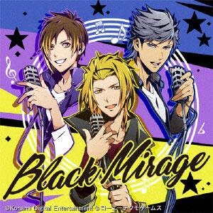 CD X.I.P.(CV:日野聡、鳥海浩輔、江口拓也) / Black Mirage 通常版[コーエーテクモゲームス]《在庫切れ》