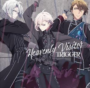 CD TRIGGER / TVアニメ『アイドリッシュセブン』ED主題歌「Heavenly Visitor」[ランティス]《在庫切れ》