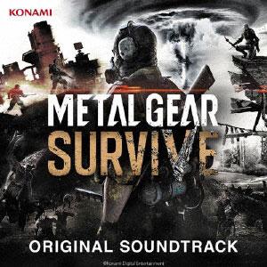 CD METAL GEAR SURVIVE ORIGINAL SOUNDTRACK[SME]《取り寄せ※暫定》