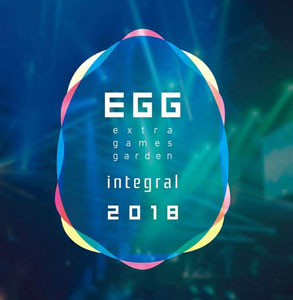 CD EGG -Extra Games Garden- integral 2018[SHOT MUSIC]《取り寄せ※暫定》